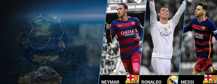 Team of the Year stars battle for Ballon d'Or this evening