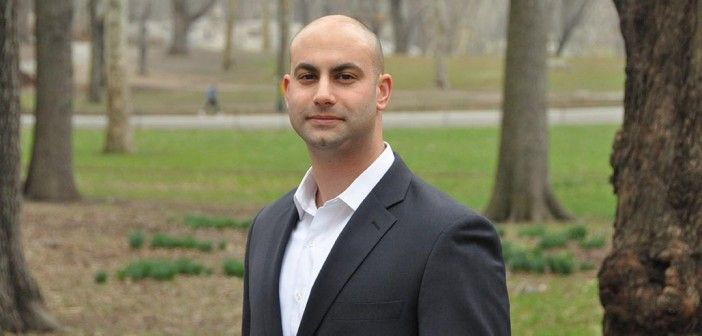 Joel Knippel, GABELLI '15-Navy Recruiter Segues into Human Resources