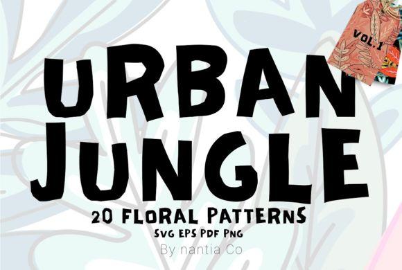 Urban Jungle Pattern Vol.1 zadarmo!   https://detepe.sk/urban-jungle-pattern-vol-1-zadarmo?utm_content=buffer627ea&utm_medium=social&utm_source=pinterest.com&utm_campaign=buffer