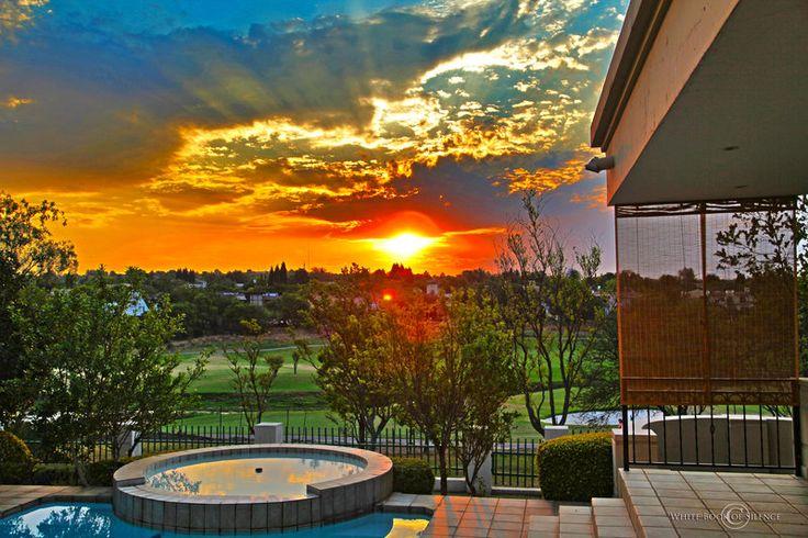 Another Sunset in Africa by WhiteBook.deviantart.com on @DeviantArt
