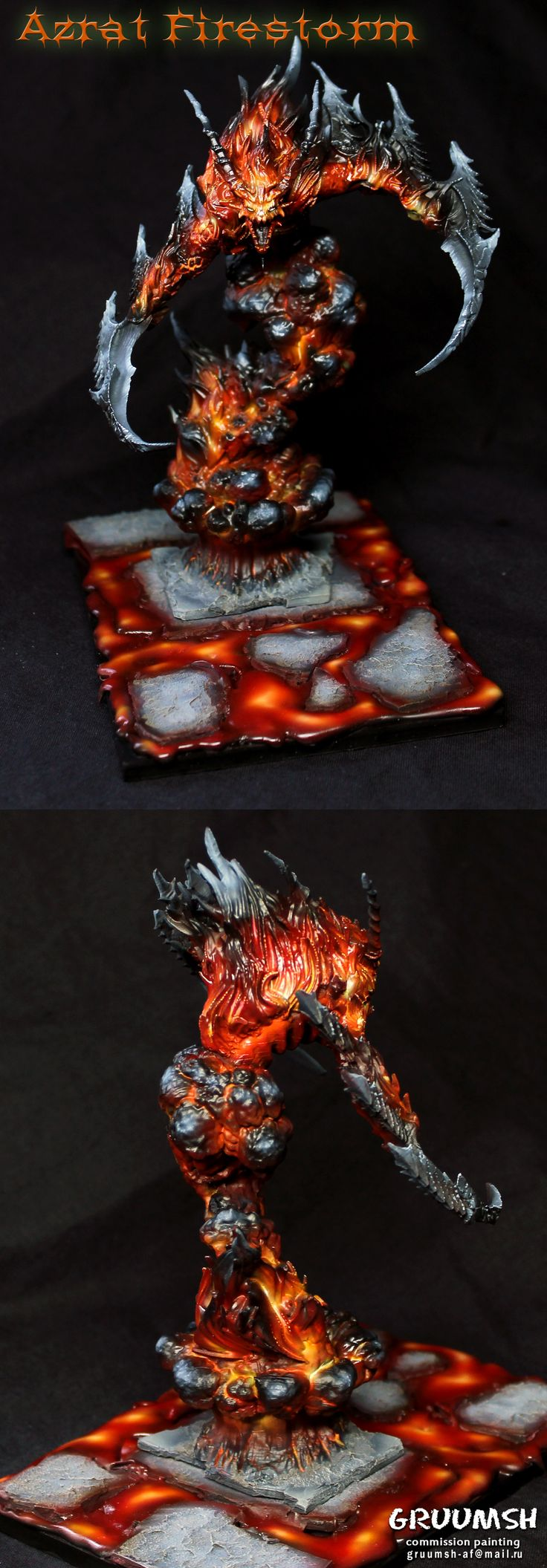 Azrat Firestorm