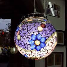 Resultado de imagen para esferas decoradas con venecitas