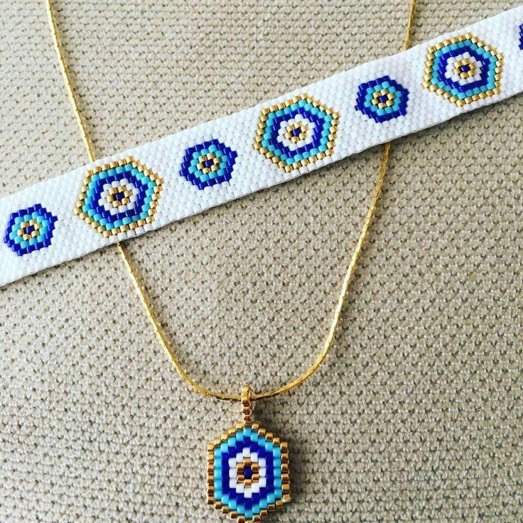 Beautiful beadswork