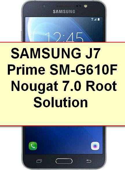 samsung g610f ds flash file download ▷▷ a c i