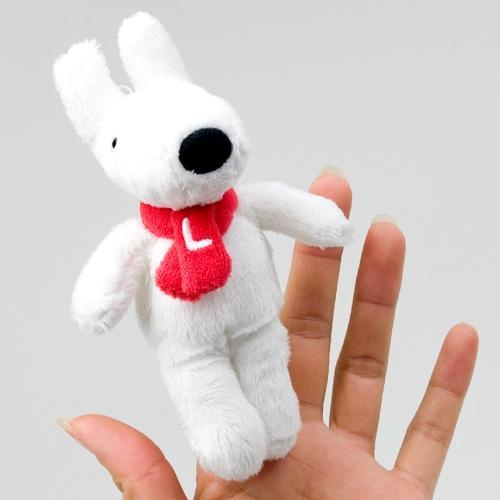 Gaspard et Lisa Finger Puppet Set