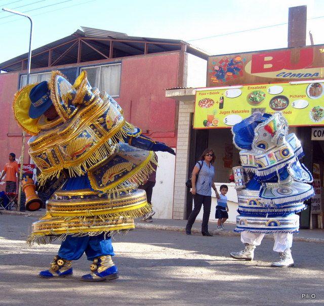 FIESTA DE LA TIRANA, CHILE