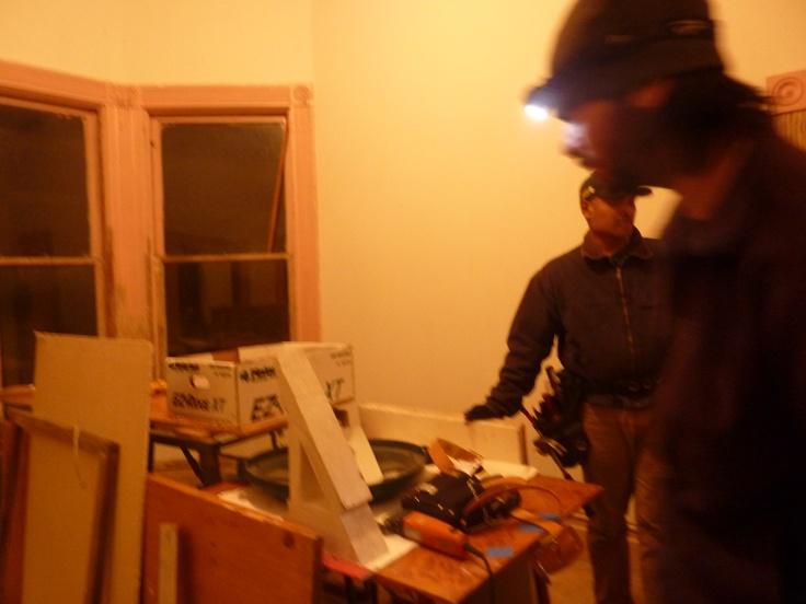 Residential Wiring Class - Annie B Ryan House in Eureka