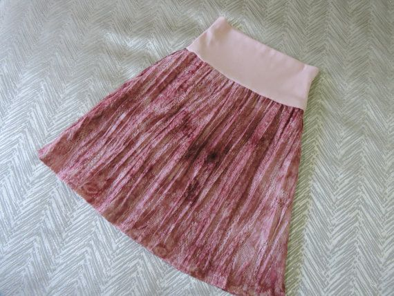 Check out this item in my Etsy shop https://www.etsy.com/au/listing/484152339/girls-cotton-lace-soft-top-skirt-in-pink