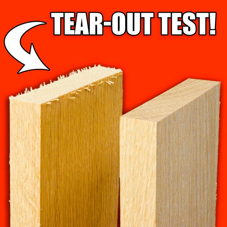 Zero Clearance Table Saw Inserts: Tear-Out Test on Natural Woods! #tools #woodworking #diy