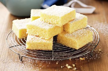 Lemon & Coconut Brownies - The brownie reinvented - so maybe we should call these yellowies!