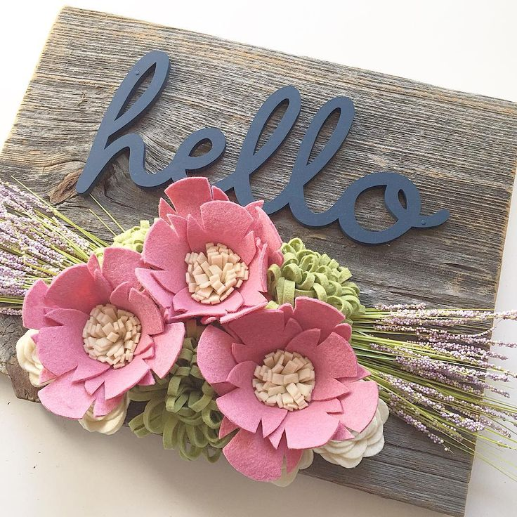 Spending the day with my hubby house hunting & finding a new location for On My Doorstep I will respond to e-mails and comments as quickly as I can thanks :) #feltflowers #onmydoorstepshop #barnwood #shoplocal #lasercutwood #etsy