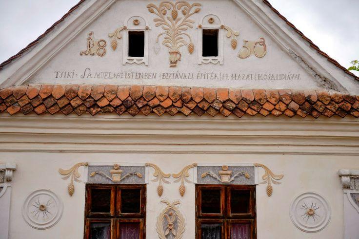 Kálnoky Guesthouse, Transylvania.