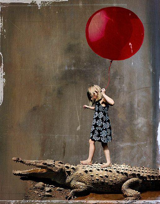 Dreamy Art, Fairytale Fantasies, Courageous Charlotte - Art by Marinkel