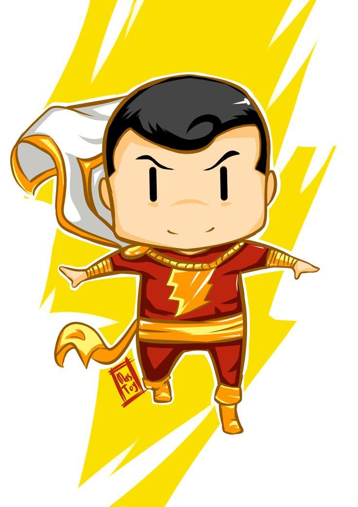 Fansart DC  Shazam