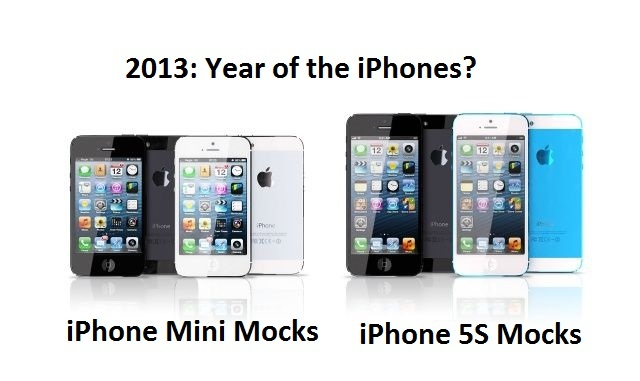 Apple Working on its next iPhone 5S and a Much Cheaper Variant Named iPhone Mini for June Release