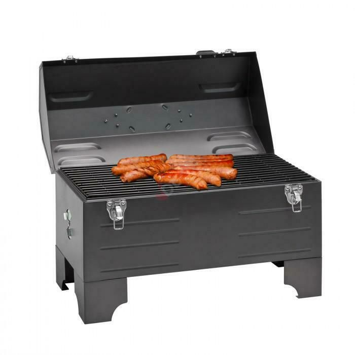 AOBOSI SANS FUMÉE Barbecue au Charbon Bois BBQ Gril Jardin