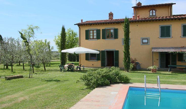 Natuurhuisje 19480 - vakantiehuis in Cortona agriturismo bij meer van trasimeno, alleenstaand huisje