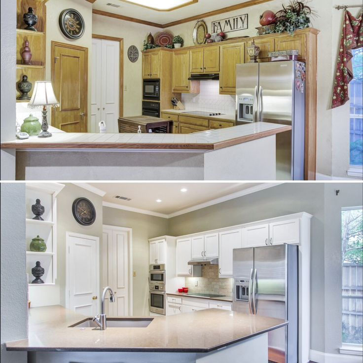 Jan 21, 2020 - Look through our custom kitchen design gallery to see our work and get ideas for your kitchen remodel. Contact us to make your dream kitchen reality!