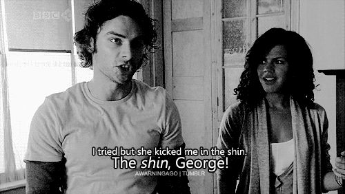 The SHIN, George! Being Human UK