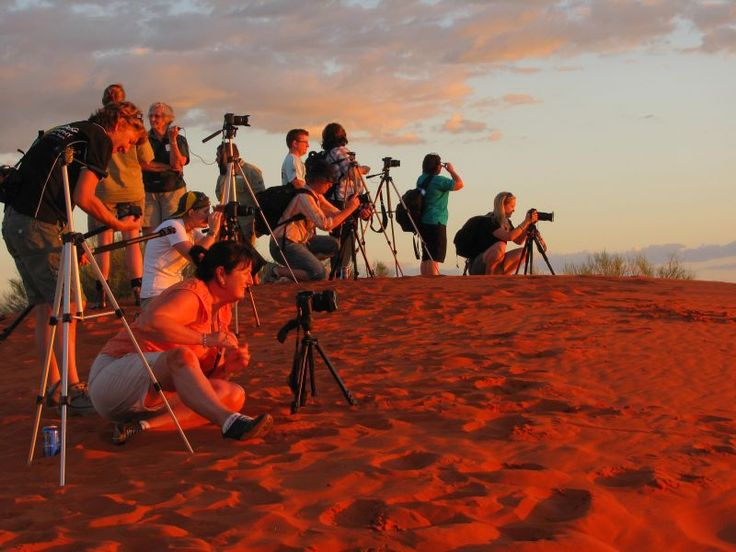 Tips for photographing sunsets!