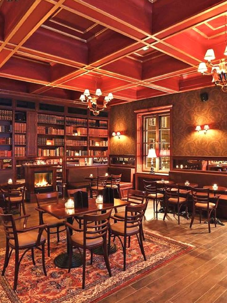 The best bars in Warsaw - Bar and Books