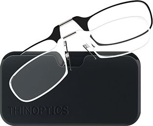 Reading Glasses on your Mobile Phone   ThinOPTICS