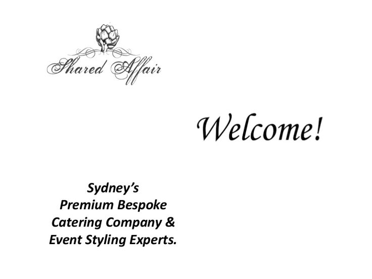 Party Catering Sydney Services Are Available For Different Party Occasions