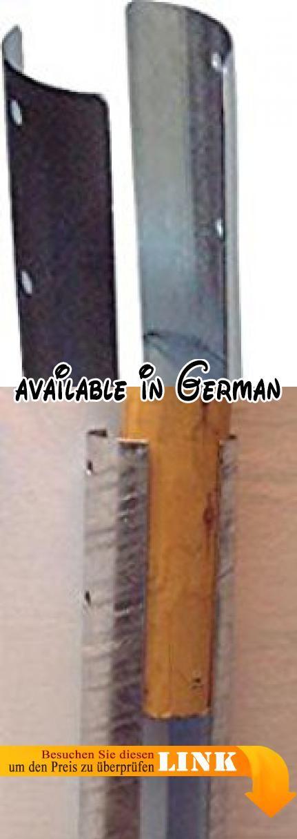 Bodenanker Pfostenschuhe Rundholz - Länge 1100mm - öffentlich DIN 1176 - für Spielturm und Schaukel, Durchmesser:140. - #Toy #TOYS_AND_GAMES