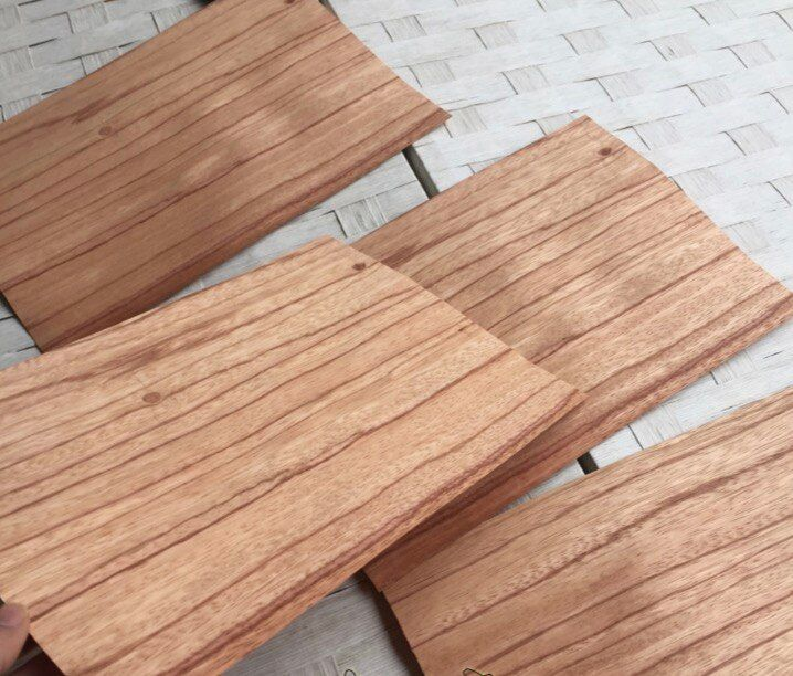 Cheap Furniture Accessories Buy Directly From China Suppliers 5pieces Lot 25x16cm Thickness 0 5mm Natural Red Rose Wood Wood Clips Wood Furniture Accessories