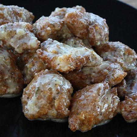 Buffalo Wild Wings Parmesan Garlic Sauce
