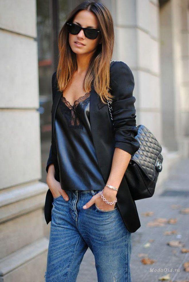 Уличная мода: Бельевой тренд в уличной моде
