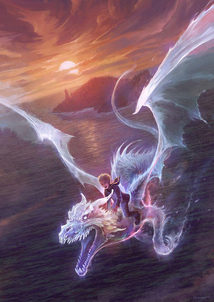 Morana ////////// Harlon Baker and the Academy of Imaginasis by DinoDrawing.deviantart.com on…