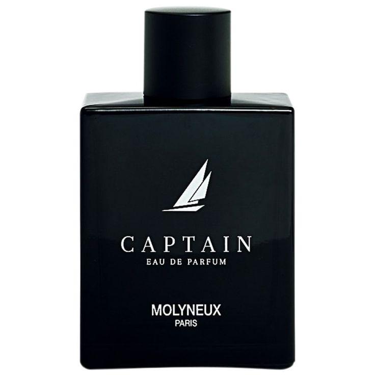 Molyneux Perfume Masculino Captain - Beleza na Web
