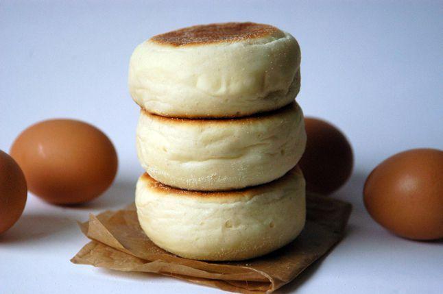 Kublanka vaří doma - Anglické muffiny