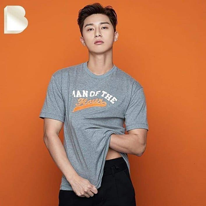 "Park Seo Joon Universe on Instagram: ""Park Seo Joon for Bench ..."