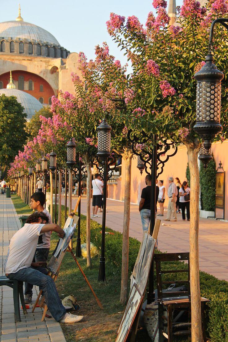 The Artist . Sultanahmet, Istanbul, Turkey                                                                                                                                                                                 Más