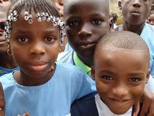 Beautiful Children of Sao Tome and Principe - Bing Images