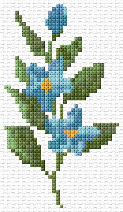 Embroidery Kit 3117