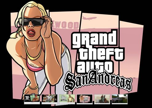 "For ""Grand Theft Auto San Andreas"" video game news, review, cheat codes, images, videos, rating and more visit: GameRetina.com"