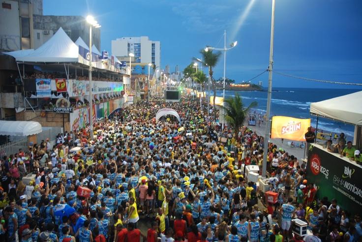 Camaleão Carnaval Salvador/BA