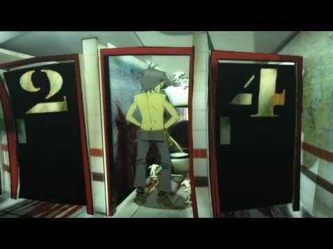 Gorillaz - MTV Cribs (HD) - YouTube