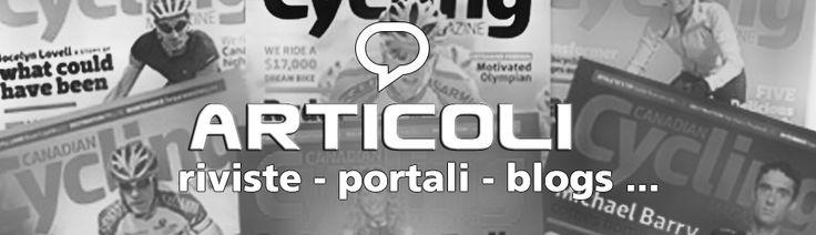 #articoli #mondo #ciclismo