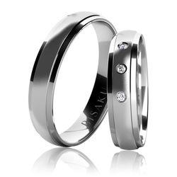 Snubní prsten, model č. 4795