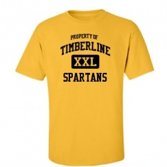 Timberline High School - Weippe, ID   Men's T-Shirts Start at $21.97