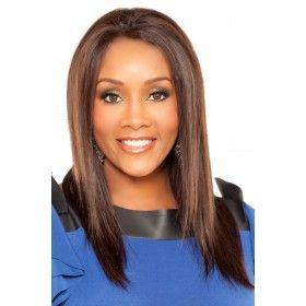 Sydney-V Perruques pour Femmes Noires Cheveux Humains Remy