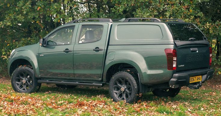 Isuzu Kits Out D-MAX For Hunters And Their Guns, Dogs #Isuzu #Isuzu_D_Max