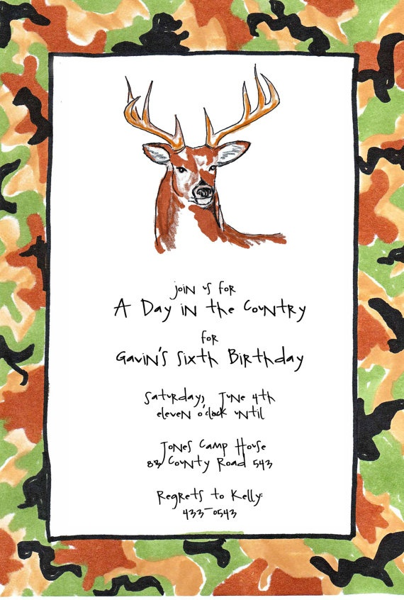 7 best Hunting Theme Party images on Pinterest | Hunting, Banquet ...