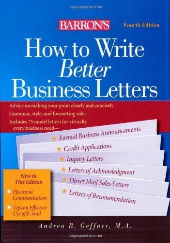 7 best Business letters images on Pinterest Handwriting ideas - business letters