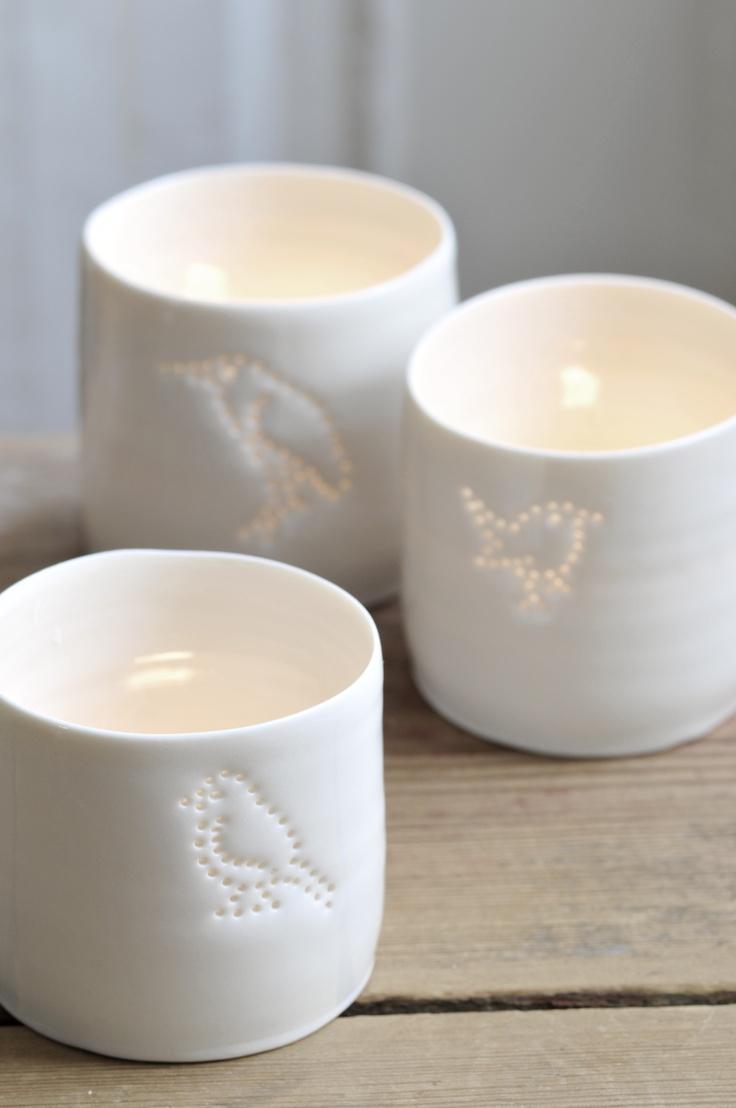 Brilliant Tea Lights from http://www.lunalighting.co.uk/