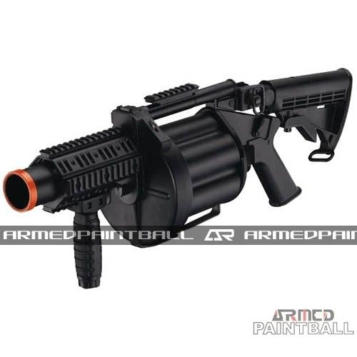 paintball grenade launcher - photo #7